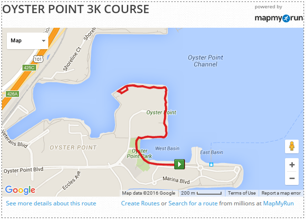 Oyster Point 3K