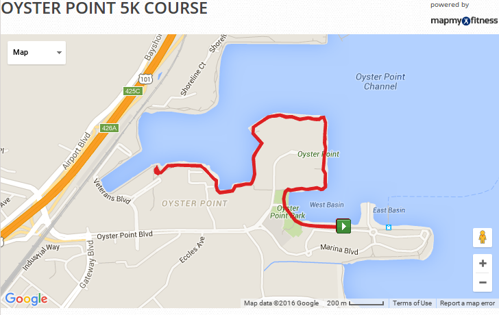 Oyster Point 5K